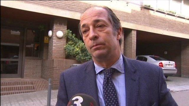 Rafael Entrena en TV3