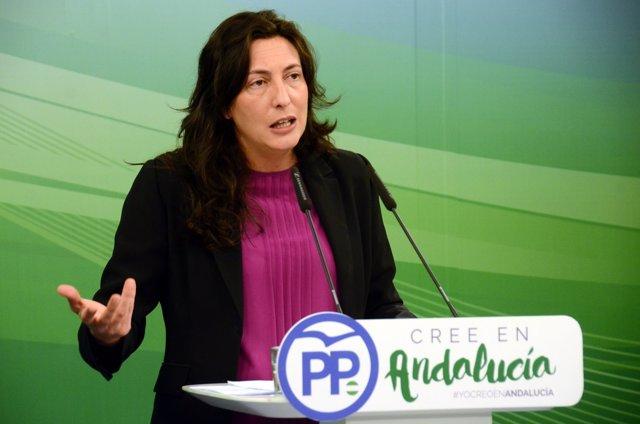 Nota, Foto Y Audio Rueda De Prensa Loles López En Sevilla