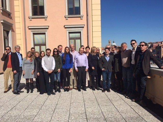 La socios integrantes del proyecto europeo 'Graspinno'