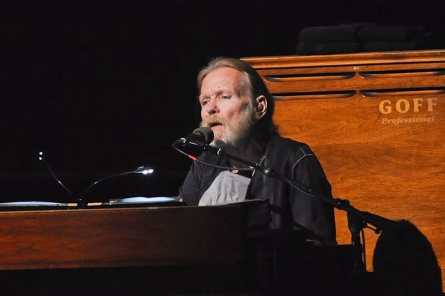 Gregg Allman performs in concert at ACL Live Theater on May 9, 2015 in Austin, T