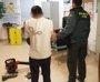Foto: Detenidos por robar presuntamente 300 kilos de cable de cobre y herramientas en el Almanzora