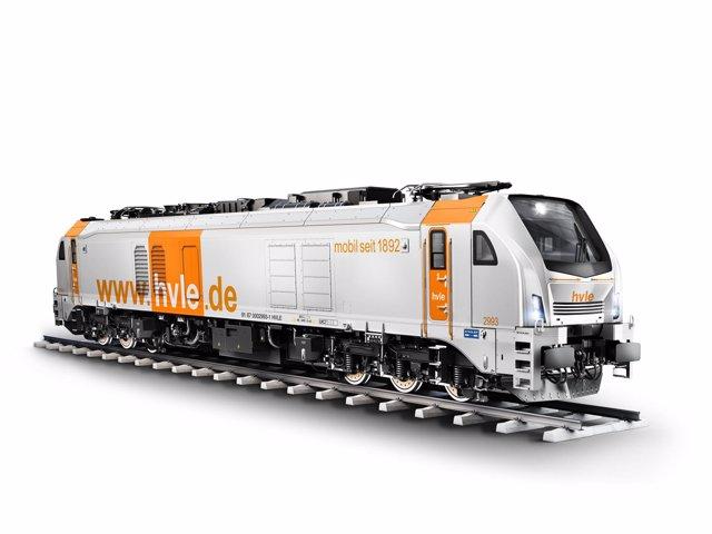 Stadler suministrará diez locomotoras Eurodual a HVLE de Alemania