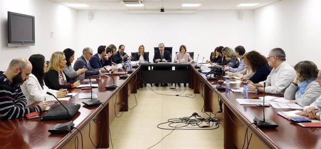 Mesa general de negociación del Gobierno de Cantabria