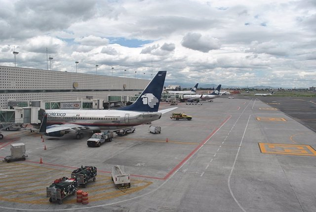 Aeroméxico Reduce Su Beneficio Un 13%