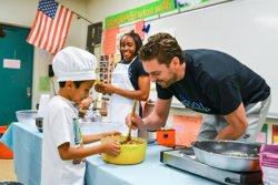 La 'Gasol Foundation' se traslada a Sant Boi y luchará contra la obesidad infantil