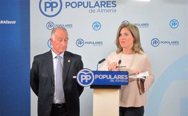 Gabriel Amat y Ana Mestre