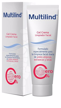 Multilind_ gel crema limpiador facial