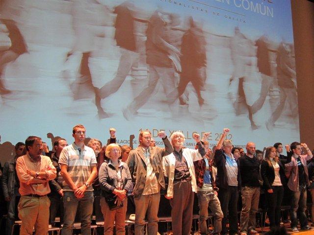 Asamblea constituyente de Anova en 2014