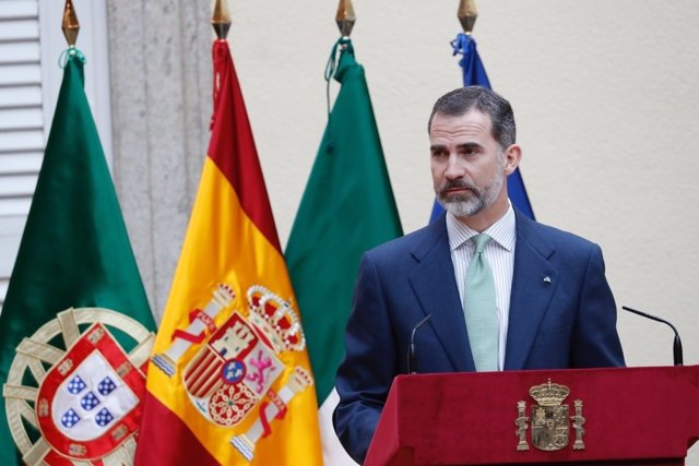 El Rey Felipe VI clausura el Encuentro Europeo de COTEC