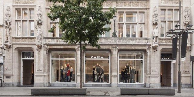 Zara (Inditex) de Amberes