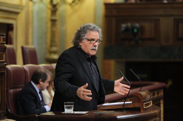 Joan Tarda en el debate en el Congreso sobre el último Consejo Europeo