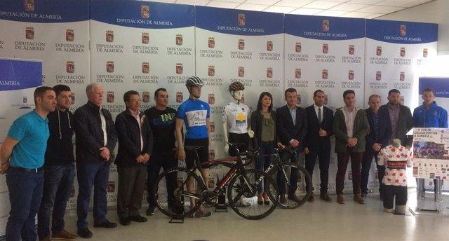 La Vuelta Ciclodeportiva a Almería celebra su segunda edición en abril.