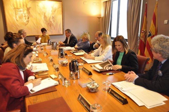 Mesa y Junta de Portavoces