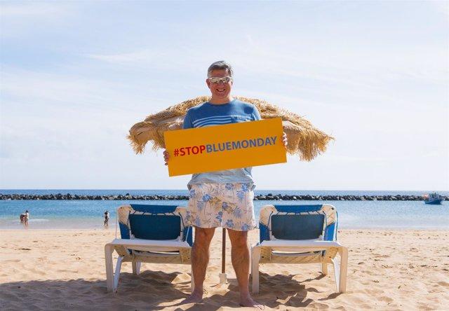 Resultado de imagen de campaña Stop Blue Monday