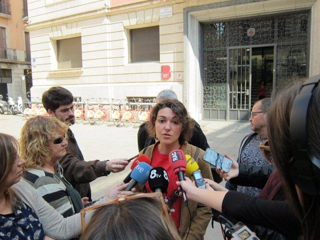 Bomberos de Barcelona sobre pobreza energética