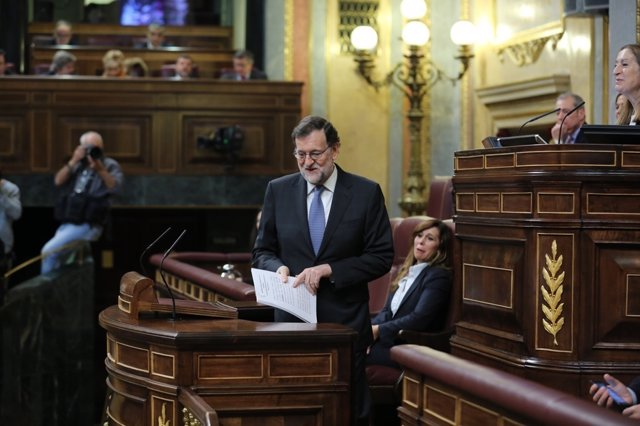 Rajoy informa en el Congreso sobre último Consejo Europeo