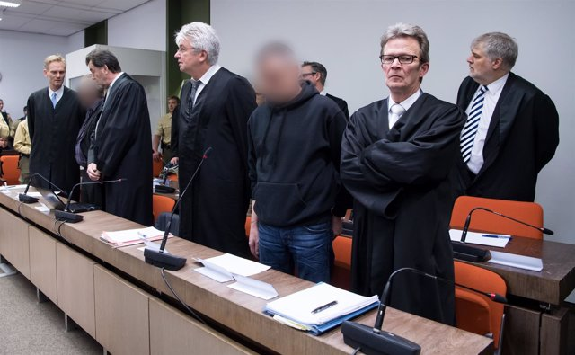 Juicio contra un grupo de extrema derecha alemán