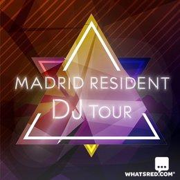 Cartel del Madrid Resident Dj Tour