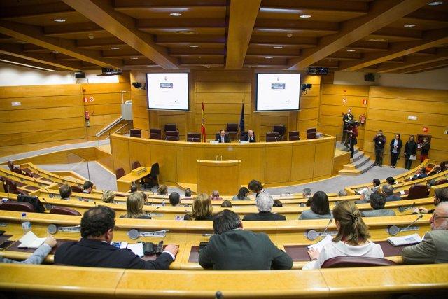 VI Foro de las Autonomías celebrado en el Senado