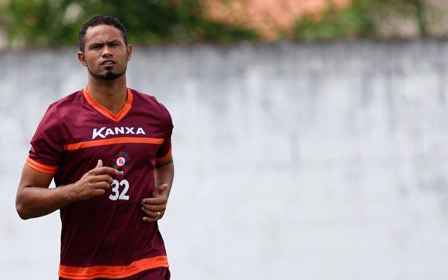 Brazilian goalkeeper Bruno Fernandes, who was jailed for murdering his ex-girlfr