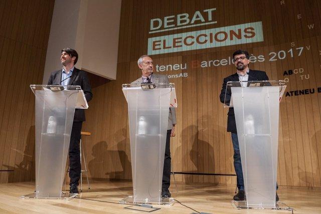 Bernat Dedéu, Jordi Casassas Y Genís Roca