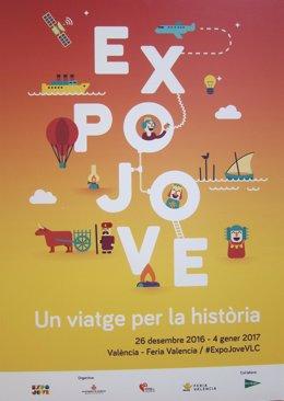 Cartel de Expojove 2016-2017
