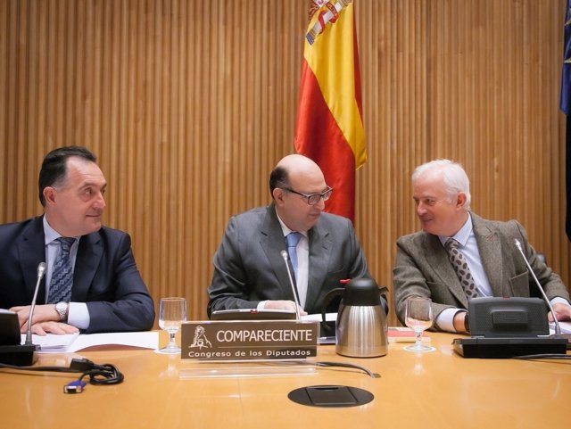 Ramón Álvarez de Miranda, presidente del Tribunal de Cuentas