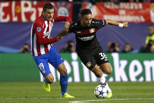 El Jugador Del Atlético De Madrid Lucas Hernández