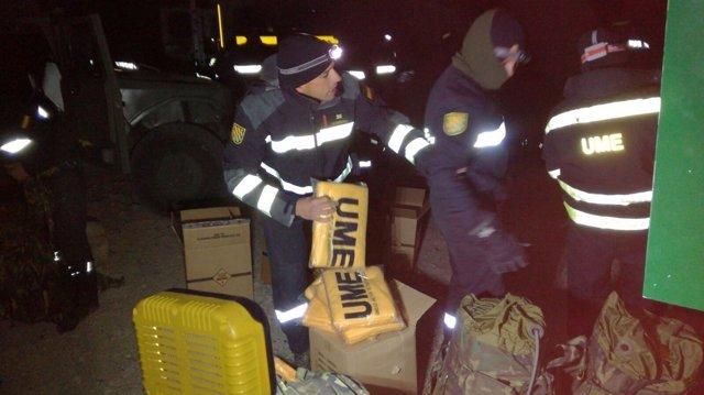 Centenar de personas han pasado la noche en el refugio del Teide