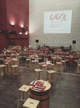 Centro de la Cultural del Rioja