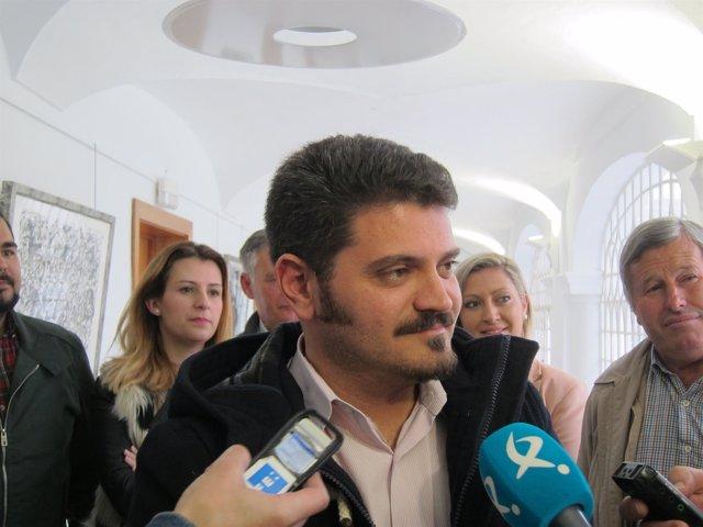 Presidente de la Felmex, Sergio Diestro