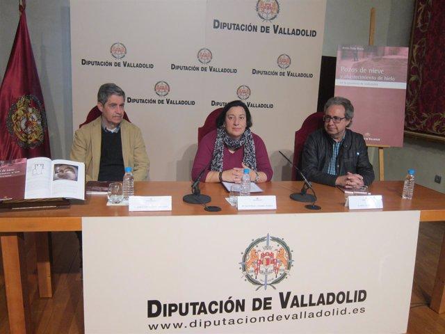 Valladolid. Jesús Anta presenta su libro