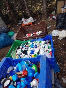 Inizi@ HairCosmetics sigue con su campaña de reciclado de tapones Ayuda a Alba