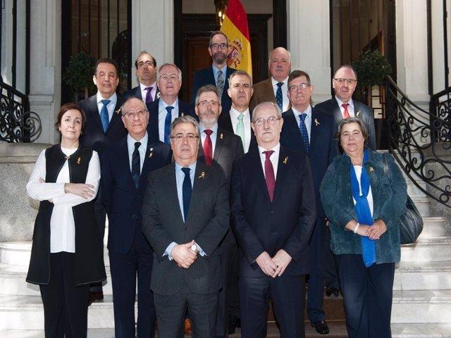 Reunión entre Interior y la OMC