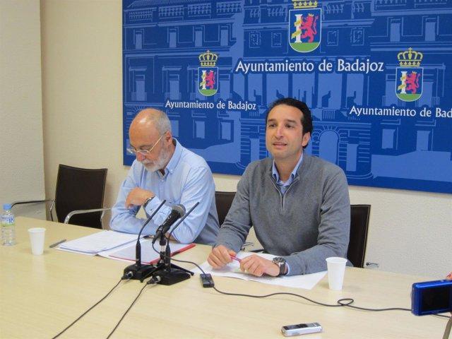 Remigio Cordero Y Ricardo Cabezas