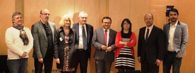 Reunión de PSOE y UGT