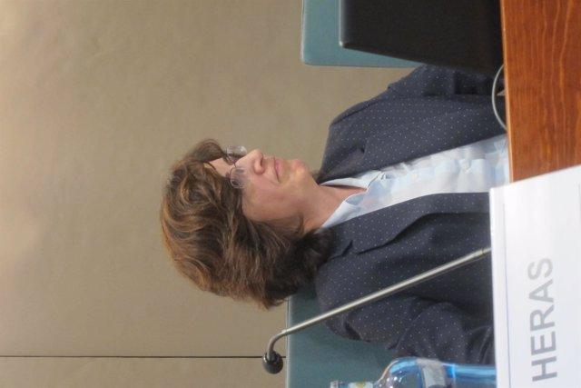 La investigadora del CSIC Maria Pilar Vaquero