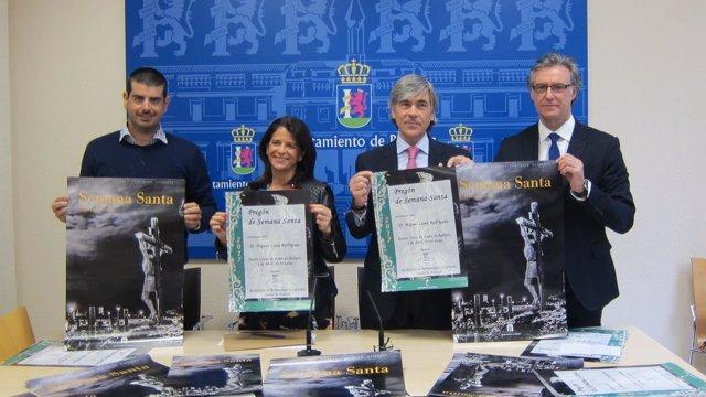 Presentación de la Semana Santa de Badajoz