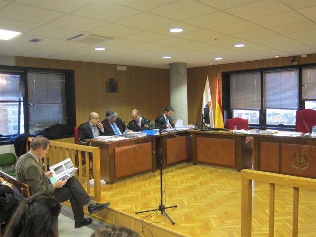 Juicio en Vigo contra médico acusado de amputación a gimnasta.