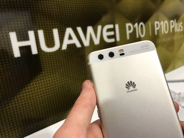 Huawei P10 i P10 Plus en MWC 2017