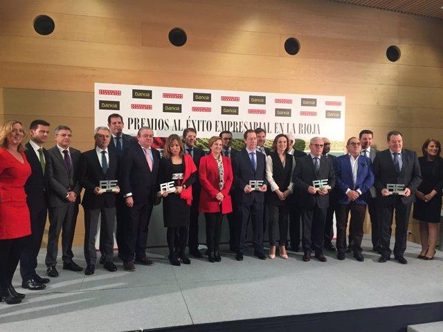 Premios Actualidad Económica