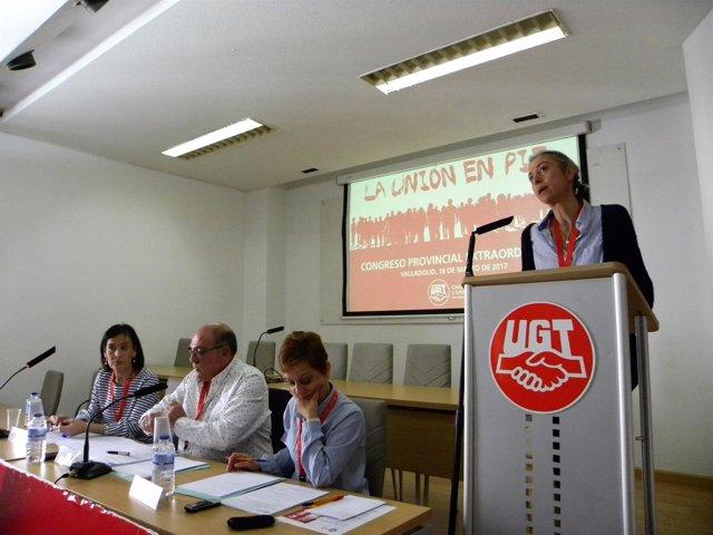 Congreso UGT Valladolid