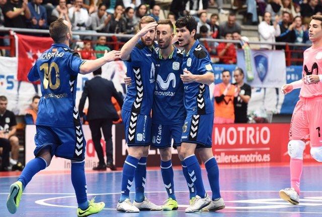 Movistar Inter Santiago Futsal fútbol sala