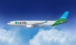IAG crea la marca Level per a vols llargs de baix cost que llançarà des de Barcelona (LEVEL)