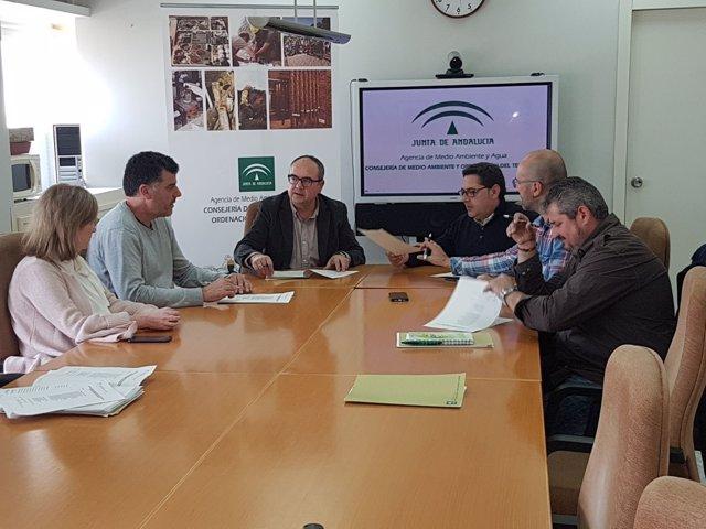 Mesa de negociación colectiva de la Amaya