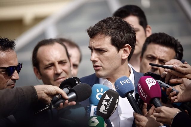 Albert Rivera en Málaga