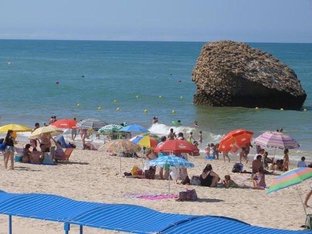 Playa de Matalascañas.