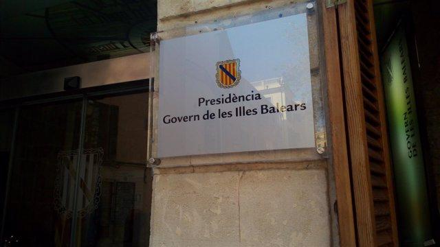Presidencia del Govern balear