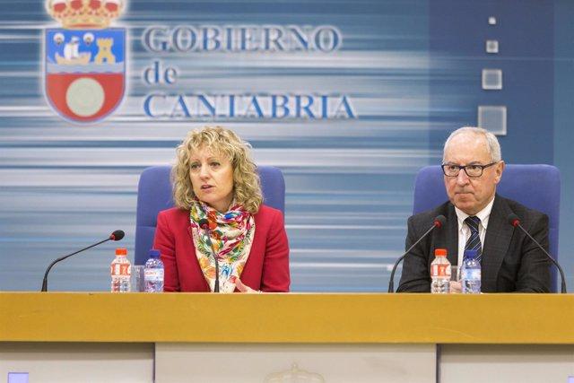 Díaz Tezanos presenta el borrador de la Estrategia contra el Cambio Climático