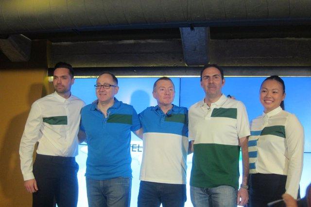 Iag crea la marca level para vuelos de largo radio 39 low for Vuelos barcelona paris low cost